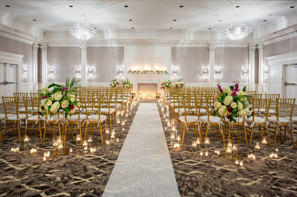 ballroom wedding venue event space