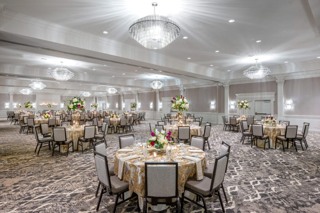ballroom meetings and events space