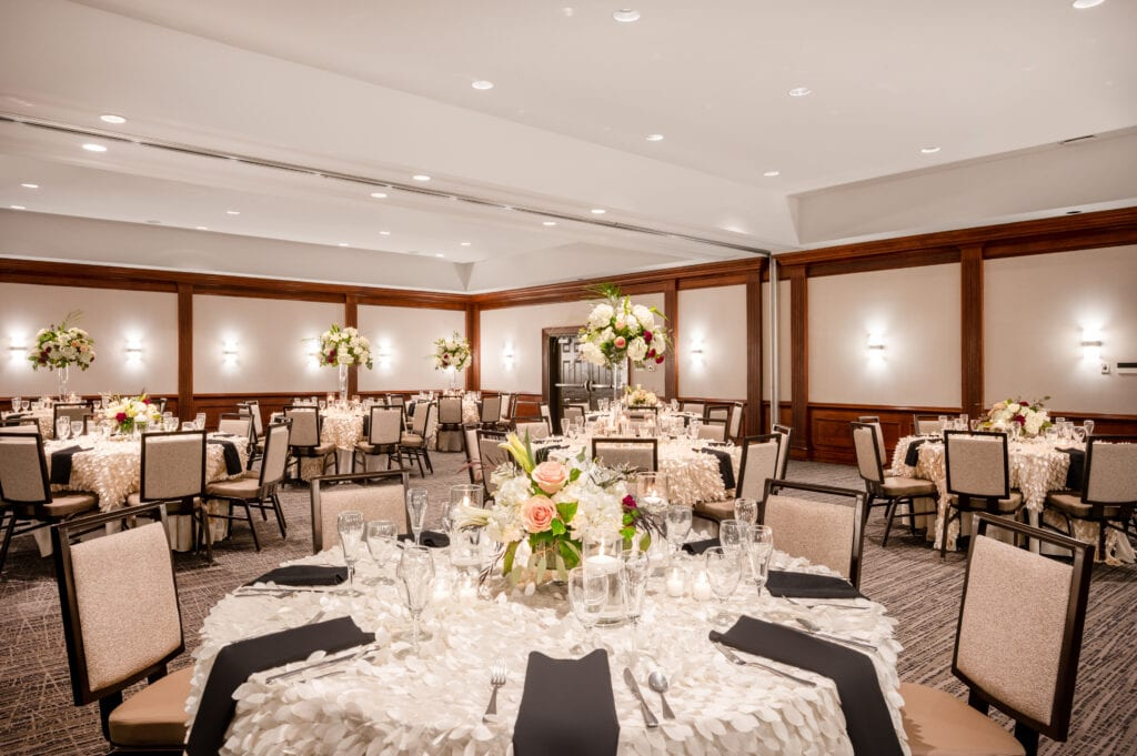 ballroom meetings and event space